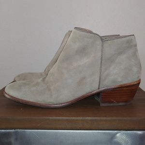 Sam Edelman Shoes - Sam Edelman Ankle Chelsea Petty Boot Putty Suede 5